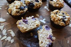 Pre-Workout Blueberry Maca Muffins & 7 Reasons Why I Love Them