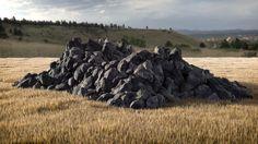 ArtStation - Rock Pile Tutorial: Instancing , Tom Newbury