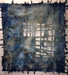 Cesare Saccenti 3D. Fabric ink paper on paper. 70x70 cm.  2016