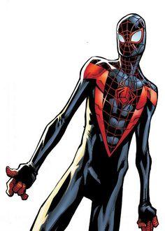 Spider-Man (Miles Morales) by Humberto Ramos
