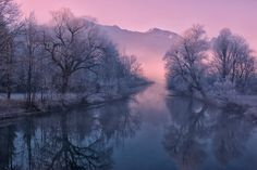 Morgenrot by Traudl on 500px