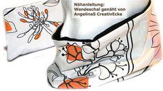 Anleitung für einen Kragen Wende Loop Schal aus AngelinaS CreativEcke | Blog-Stoff vom Blog.Stoff-Schmie.de