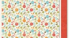My Mind's Eye On the bright side- Floral