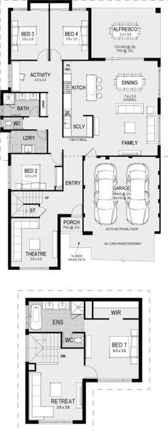 The Torino floorplan