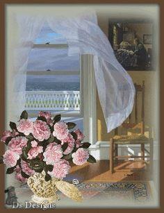 Beautiful Gif, Beautiful Roses, Summer Gif, Led Balloons, Good Morning Post, Amazing Gifs, Good Morning Inspirational Quotes, Rose Images, Decoupage