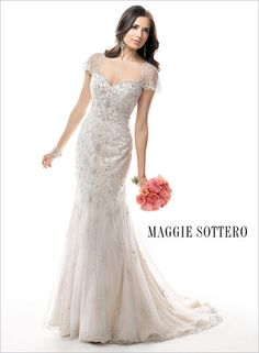 Maggie Bridal by Maggie Sottero Dress Janelle-4MS842 | Terry Costa Dallas
