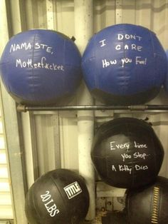 It's not just about YOU when you do a WOD!