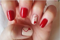 8 Sweet and Romantic Nail Design Ideas