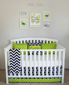simon s nursery reveal children pinterest navy green bliss