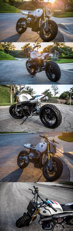 BMW Nine T by JSK Custom Design