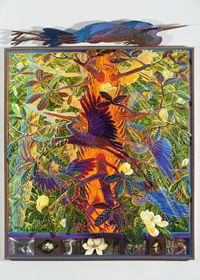 Mark Messersmith: Maximalist and Naturalist (Ogden Museum of Southern Art, NOLA)