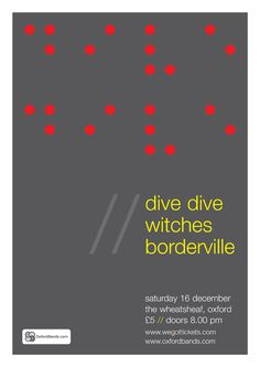 Dive Dive and Witches, 2006.