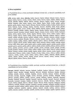 Centrum učebnic CZ - Pedagogicko-psychologická poradna Brno, Jirušková, M. a kol., Sluchové vnímání - sluchová analýza a syntéza řeči