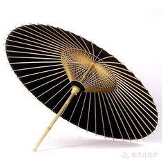 【工艺】和伞