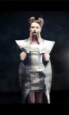 Edgy fashion