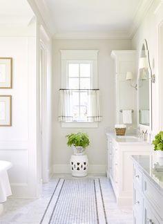 Home Interior Design .Home Interior Design Home Interior, Bathroom Interior, Modern Bathroom, Master Bathroom, Classic Bathroom, Interior Paint, Small Bathrooms, Simple Bathroom, Classic White Bathrooms
