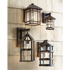Give your home a fresh, new look with this Mission style wall light from Kathy Ireland's Jardin du Jour Collection.