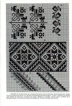 Монохромна вишивка: 80 схем | Ідеї декору Blackwork Embroidery, Hungarian Embroidery, Learn Embroidery, Machine Embroidery Patterns, Embroidery Applique, Cross Stitch Embroidery, Cross Stitch Tree, Cross Stitch Borders, Cross Stitch Flowers