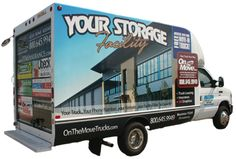 On The Move Trucks - Website designed by Penguin Suits.