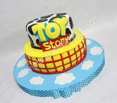 Toy Story cupcakes y Tortas   JMR Tortas Decoradas