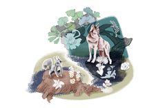 Ten Toys Illustration