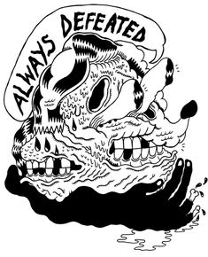 Always Defeated: Artist Bill Connors