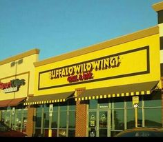 Buffalo Wild Wings In Springfield Ohio Teebee S Delivery Service Restaurant