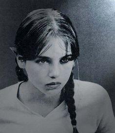 Isabelle Adjani.