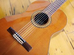 Stunning Hand made in Spain classical guitar Cuenca C-45 (2006) Solid Red cedar top Amazing condition.