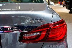 2015 Infiniti Q70L (7) | The News Wheel 2015 Infiniti, Chicago Auto Show, Heart Of America, Car Magazine, Latest Cars, Models, News, Luxury, Places
