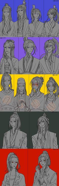 Anime Drawing Styles, Manga Drawing, Otaku, Chinese Cartoon, Web Drama, The Grandmaster, Vanitas, Cute Gay, I Love Anime