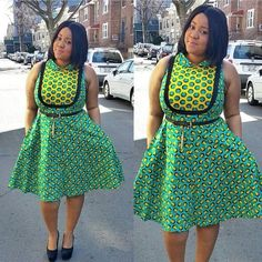 The best collection of latest and most Beautiful Ankara Skirt Styles For Chubby Ladies. These plus size ankara skirt styles were particularly selcted to make every plus size and thick lady glow in ankara skirt styles and designs African Fashion Ankara, African Print Dresses, African Print Fashion, Africa Fashion, African Dress, Nigerian Fashion, African Wear, African Women, African Prints