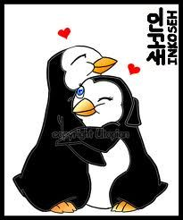 penguins in love - Google Search