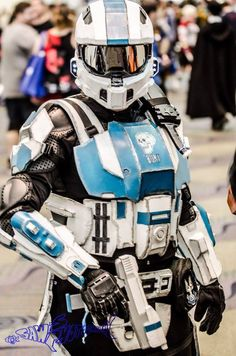ODST Custom suit by Project Props & ODST - Halo 3 ODST Costume by FredProps | Cosplay | Pinterest ...