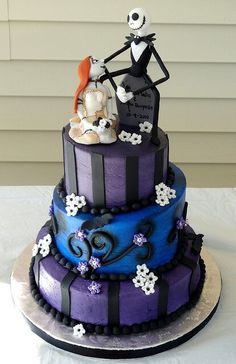 jack sally nightmare before christmas wedding cake topper 1000 images about and sally wedding cakes on 16562
