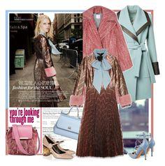 """Fashion for the Soul"" by sylandrya ❤ liked on Polyvore featuring Stella Jean, Dolce&Gabbana, Gucci, Christian Louboutin, Valentino, Nicholas Kirkwood, dress, stellajean, gucci and woolcoat"