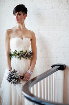 30 Pieces of Swoon-Worthy Inspiration for the Bohemian Bride via Brit + Co.