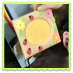 Easy inexpensive spring crafts for kids #DIY #Crafts #SpringCrafts