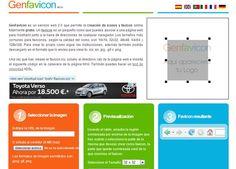 Genfavicon, crea el favicon para tu web con esta herramienta online