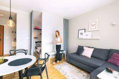 Zdjęcie numer 3 w galerii - 35-metrowe mieszkanie: udało się wydzielić osobną sypialnię