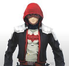 Red Hood - Jason Todd