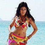 Malishka Hot Photos In Beach