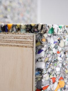 #NosGusta #NosInspira Atelier Tagaki-Colosseum Recycled Foam
