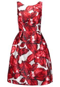 PIPER - Vestido informal - red