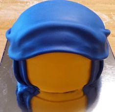 Ninjago Cake Tutorial – Lacey-Jake's Cakes – Cake Style Lego Ninjago Cake, Ninjago Party, Ninjago Kai, Superhero Cake, Mini Cakes, Cupcake Cakes, Shoe Cakes, 3d Cakes, Bolo Lego