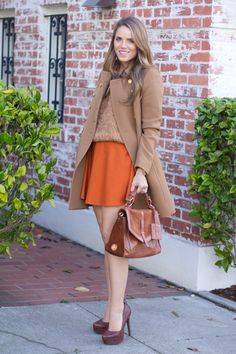 How much do we love this look for fall racing?