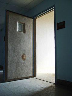 Padded Cell,Gummizelle in der DDR Psychiatrie