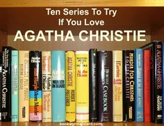 Ten Series To Try If You Love Agatha Christie