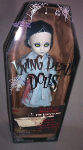Living Dead Dolls series 17. Unwilling donor. Love this series, Urban legends.