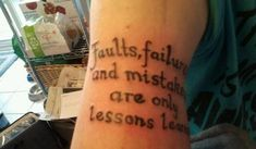 quote tattoo 25 Meaningful Tattoos For Men Which Are Inspirational Band Tattoos For Men, Tattoo Quotes For Men, Cool Tattoos For Guys, Tattoos For Women, Quote Tattoos, Retro Tattoos, Trendy Tattoos, New Tattoos, Henna Tattoos